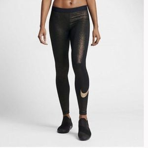 Nike Pro Cool Sparkle Dri-FIT Leggings